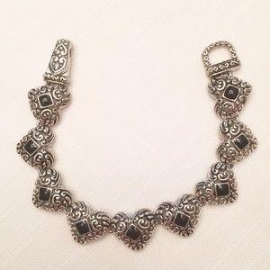 Brighton heart bracelet
